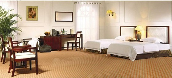 Hotel Wooden Bedroom Furniture Set