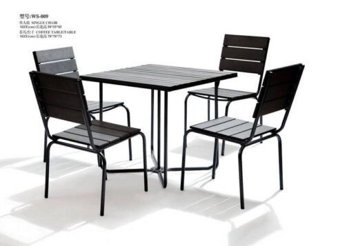 4-Seat-Aluminum-Outdoor-Dining-Set-Furniture