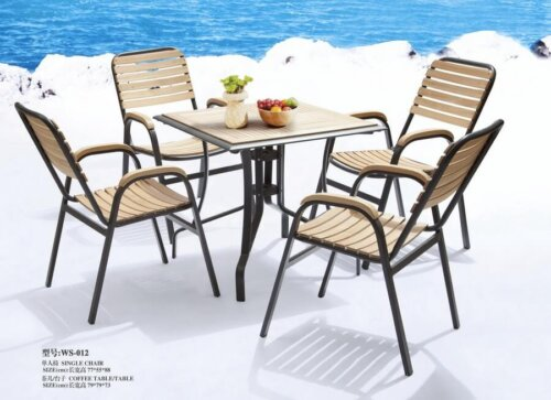Contemporary-Outdoor-Table-and-Chairs-for-4-person