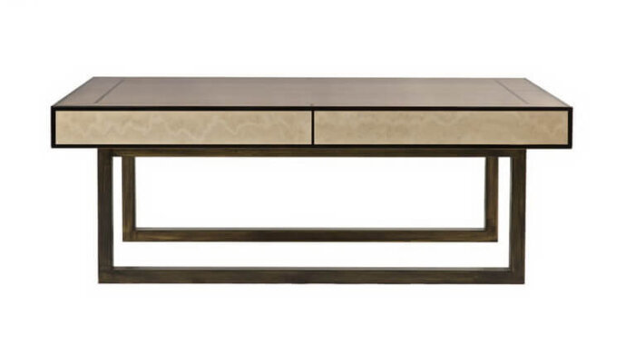 bedroom_vintage_chic_wood_console_table_tapered_legs_with_drawers_3