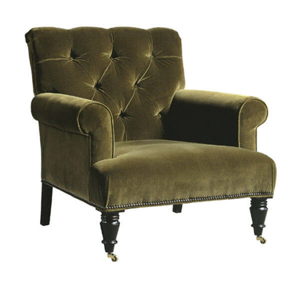 comfortable_button_tufted_wooden_velvet_chaise_lounge_chair_with_ottoman_1