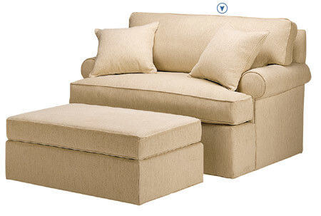 fabric_upholstered_double_chair_and_ottoman_with_back_cushion_1