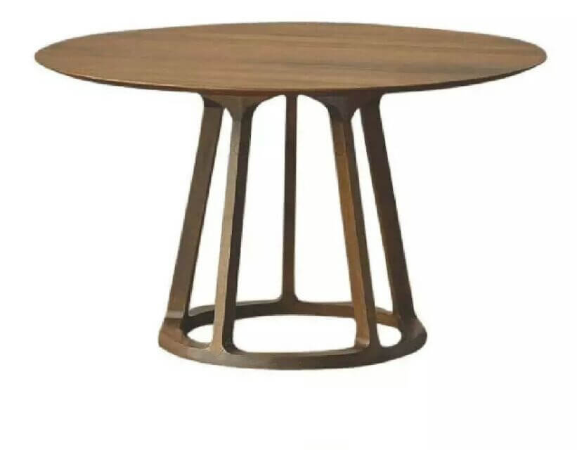 hotel_side_coffee_table_round_countertop_end_table_with_natural_timber_wood_1