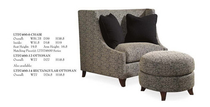modern_leisure_fabric_hotel_lounge_chairs_high_back_wooden_frame_with_ottoman_2
