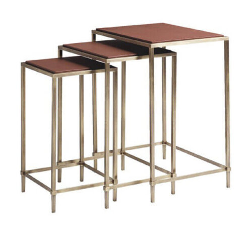 stainless_steel_legs_metal_and_wood_nesting_tables_3_nest_for_hotel