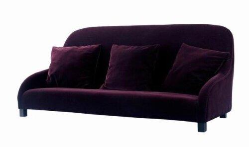 velvet_fabric_purple_hotel_room_sofa_three_two_seat_single_sofa_set_3
