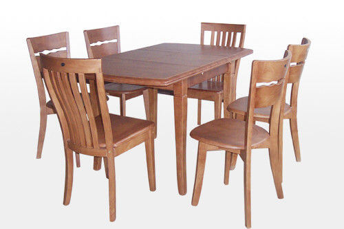 custom_rectangle_restaurant_rubberwood_dining_table_with_six_chairs