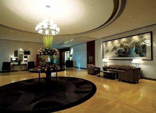 customized_hotel_half_round_modern_fabric_chair_leather_sofa_set_2