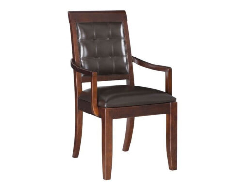 modern_barrister_hotel_dining_chairs_leather_solid_wood_waterproof_with_pe_foam_packed
