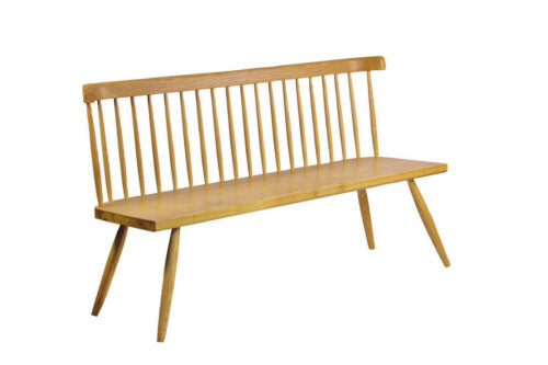 northern_europe_style_long_bench_chair_solid_wood_dining_chair_durable_antique_for_garden_1