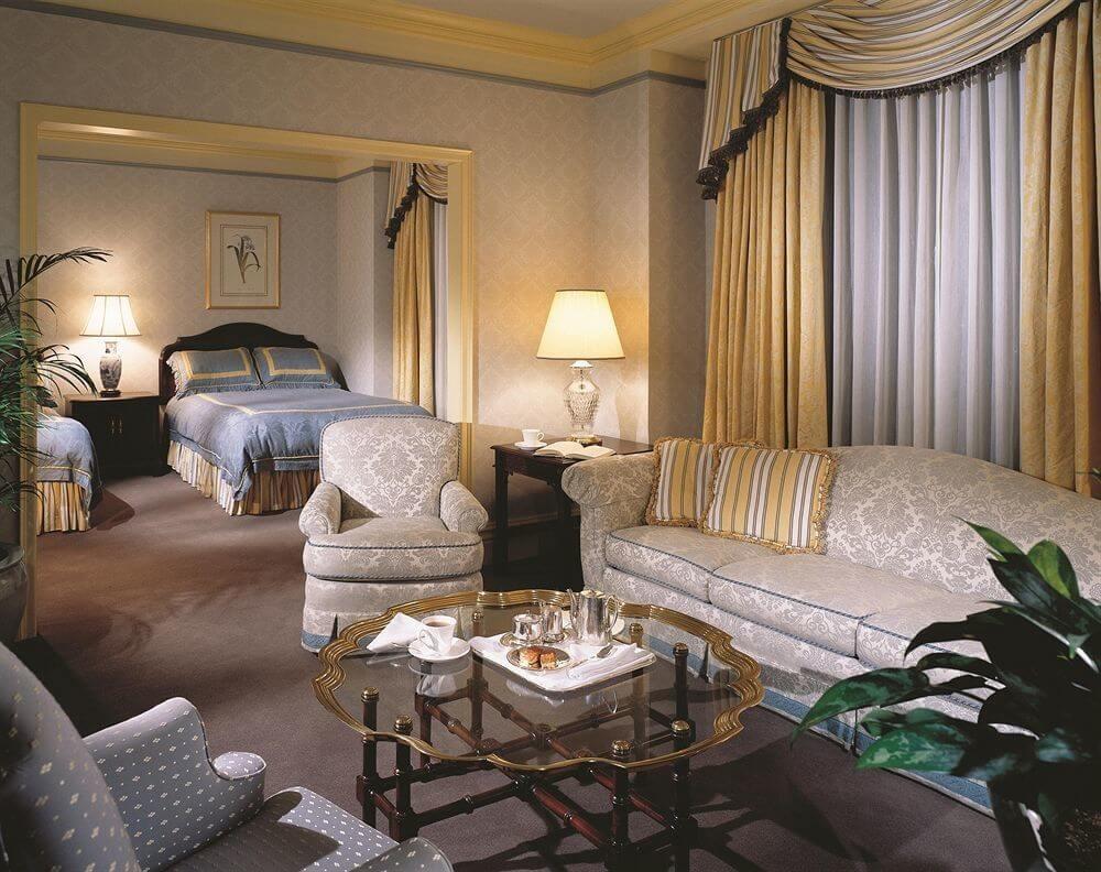 luxury_king_twin_bed_ebony_wood_guest_room_furniture_mdf_custom_3